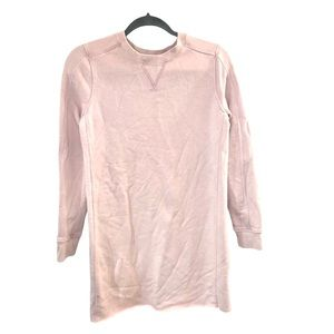 Abercrombie & Fitch Dusty Rose Long Sweater Dress